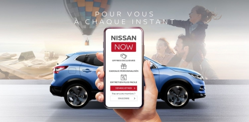 Nissan NOW is live!!